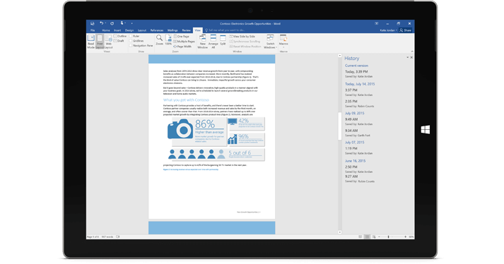 Start working on Office 365 today