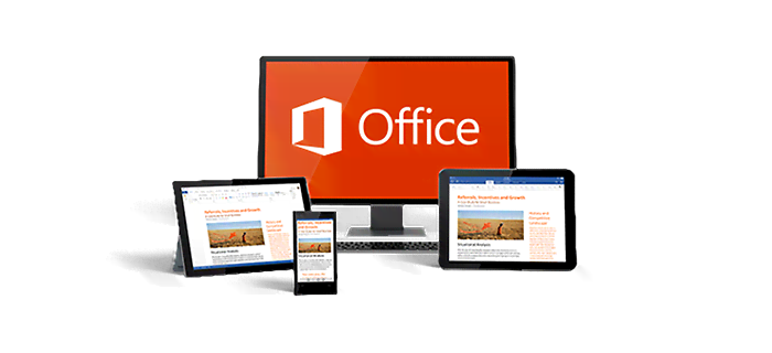Microsoft Office 365 in the cloud