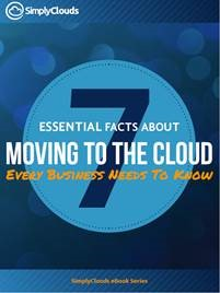 Facts about moving to cloud